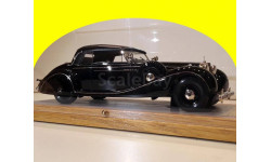 Mercedes-Benz 770 1940 Grosser Cabriolet B closed  1/43 EMC Пивторак