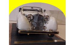 Mercedes-Benz 770 1940 Grosser Cabriolet B open 1/43 EMC Пивторак