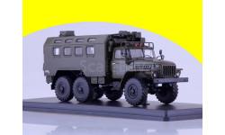 УРАЛ-4320 кунг SSM1222