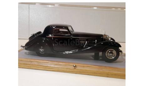 Mercedes-Benz 540K 1936 W29 Coupe Sindelfingen 1/43 EMC Пивторак 1/43 EMC Пивторак, масштабная модель, 1:43