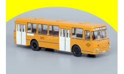 ЛиАЗ-677М 3-й Автобусный парк, ClassicBus 1/43, масштабная модель, 1:43