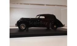 Mercedes-Benz 540K 1936 Vanderbilt 1/43 EMC Пивторак, масштабная модель, 1:43