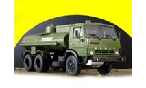 АЦ-9 (5320) цистерна базе КАМАЗ-5320, масштабная модель, scale43, Автоистория (АИСТ)