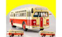Автобус ЗиС-154 - Наши Автобусы №5 NA05, масштабная модель, 1:43, 1/43, Modimio