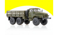 УРАЛ-377Д, Автолегенды СССР: Грузовики №07, Автомобиль повышенной проходимости 6x6 (модель + журнал)