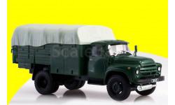 ПСГ-160 (ЗИЛ-130), Автолегенды СССР Грузовики 47 АЛГ., масштабная модель, Автолегенды СССР журнал от DeAgostini, scale43