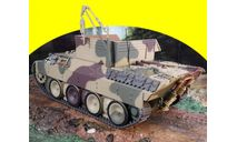 Bergepanther Ausf. G (SD.KFZ. 179) char de combat  1/43 1:43 танк, масштабные модели бронетехники, IXO