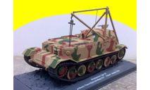 Bergepanzer Tiger (P) Altaya 1/43 танк, масштабные модели бронетехники, 1:43, IXO