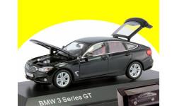 BMW 3er GT black (цена!), масштабная модель, 1:43, 1/43, Paragon Models