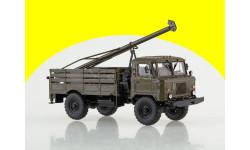 Бурильная машина БМ-302 (66) похожа на ГАЗ-66 АИСТ100800