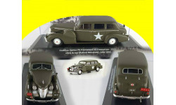 Cadillac Series75 Fleetwood V8 Limousine 15th Army (1939) USA танк