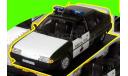 1988Citroen BX 19 GUARDIA CIVIL Agrupacion de Trafico  (П), масштабная модель, 1:43, 1/43, IXO Police Collection, Citroën