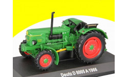 Deutz D 8005 A  Тракторы №84, масштабная модель, Тракторы. История, люди, машины. (Hachette collections), scale43