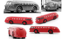 набор для ремонта модели 1/43 Diamond T Texaco 'Doodlebug' 1935