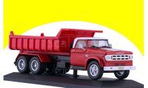 DODGE D 950 6х4 (1974), масштабная модель, 1:43, 1/43, WhiteBox, Robur