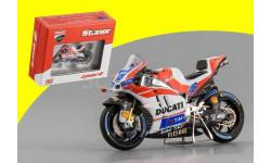 Ducati GP 16 #27 - Team Ducati Sepang Test 2016, Casey Stoner, масштабная модель, 1:43, 1/43, Spark