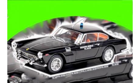 Ferrari 250 GTE 2+2 (Polizia 1962)  (П), масштабная модель, 1:43, 1/43, IXO Police Collection