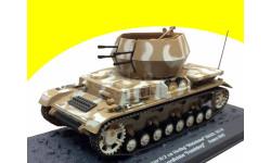 Flakpanzer IV 2 CM 'Wirbelwind'  (Sd.Kfz.161/4) 1945, Altaya 1/43 танк