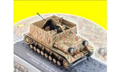 Flakpanzer IV/3.7cm Flak 43 Mobelwagen (SD.KFZ.161/3) 1/43 1:43 танк