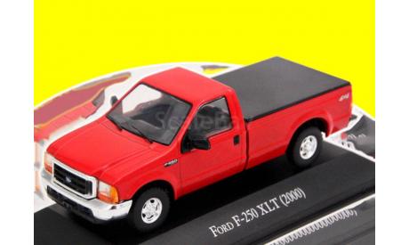 Ford F 250 XLT 2000, масштабная модель, 1:43, 1/43, IXO