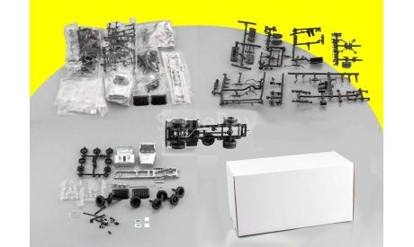 Сборная модель Горький-52-01 шасси DIP (машина очень похожа на ГАЗ-52 -01), масштабная модель, 1:43, 1/43, DiP Models