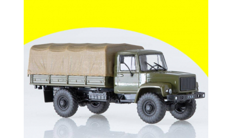 ГАЗ-3308 'Садко' , АЛГ №26 с журналом Горький-3308, масштабная модель, 1:43, 1/43, DeAgostini, ЗИЛ