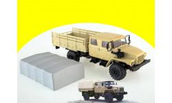 Миасский грузовик 43206-0551. очень похож на Урал-43206-0551-41, масштабная модель, 1:43, 1/43, Start Scale Models (SSM)
