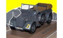 Horch Kfz 15 штабной автомобиль Хорьх, масштабные модели бронетехники, scale43, Atlas