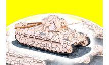 Infantry Tank MK.II Matilda MK.III танк, масштабные модели бронетехники, 1:43, 1/43, IXO