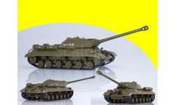 ИС-3М, Наши танки 2, масштабные модели бронетехники, 1:43, 1/43, Modimio