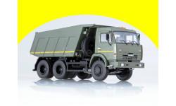 КАМАЗ-65115 самосвал хаки SSM1314