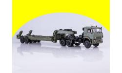 КАМАЗ-65225 с полуприцепом ЧМЗАП-5247Г SSM7050