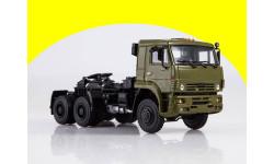 КАМАЗ-65225 седельный тягач хаки ПАО102705