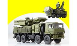 КАМАЗ-6560 ЗРПК 96К6 (Панцирь-С1)