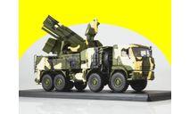 КАМАЗ-6560 ЗРПК 96К6 (Панцирь-С1) камуфляж Пустыня  SSM1387, масштабная модель, scale43, Start Scale Models (SSM)