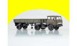 КАЗ-608В с полуприцепом ОДАЗ-885 SSM 7046