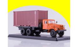 КРАЗ-257Б1 контейнер SSM1148