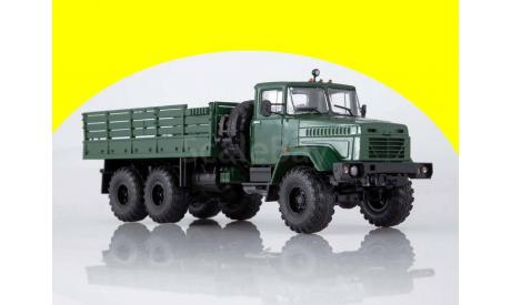 КРАЗ-260 бортовой (поздний) 102262.поз, масштабная модель, Автоистория (АИСТ), КамАЗ, scale43