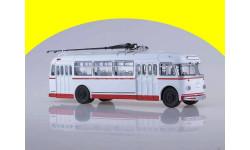 Троллейбус КТБ-4 Сова 6900078900094, масштабная модель, 1:43, 1/43, Советский Автобус