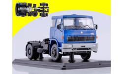 LIAZ-110.471 седельный тягач синий