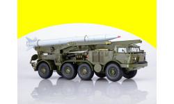ЛУНА-М 9П113 с ракетой 9M21 на шасси ЗИЛ-135ЛМ  SSM 5006