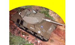 САУ M10 3 Inch GMC USA 2e Division Blindée August 1944, масштабные модели бронетехники, 1:43, 1/43, IXO