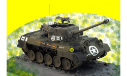 M18 Hellcat танк, масштабные модели бронетехники, 1:43, 1/43, Altaya, GMC