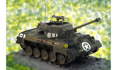 M18 Hellcat, масштабные модели бронетехники, 1:43, 1/43, Altaya, GMC