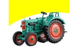 MAN Ackerdiesel A 25 A 1956 Тракторы №75 (только модель), масштабная модель, Тракторы. История, люди, машины. (Hachette collections), scale43