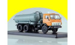 Вакуумная машина КО-505 на шасси КАМАЗ-53213 SSM1283, масштабная модель, 1:43, 1/43, Start Scale Models (SSM)