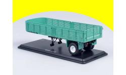 Полуприцеп МАЗ-5215 зелёный SSM 7011, масштабная модель, 1:43, 1/43, Start Scale Models (SSM)