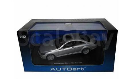 Mercedes-Benz CL 1/43, масштабная модель, 1:43, Autoart