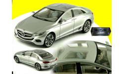 Mercedes-Benz F800 Concept 2010, масштабная модель, Spark, scale43