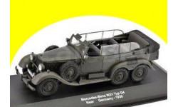 Mercedes-Benz G4 (W31) 1939, масштабные модели бронетехники, 1:43, 1/43, Eaglemoss